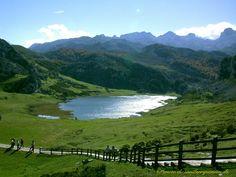 Parque Nacional de los Picos de Europa, Asturias, Spain