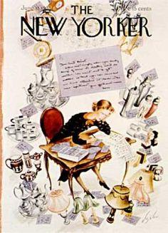 New Yorker 675