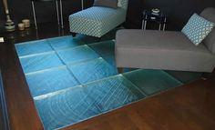 Glasscheibe für Böden / hochbeständiger THE FINAL TOUCH ThinkGlass