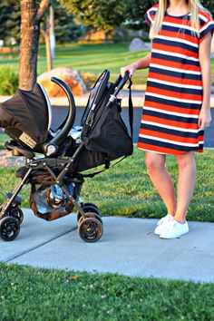 PLG Loves: @combiusa Travel System | http://www.prettylifegirls.com/2014/08/plg-loves-combi-travel-system.html