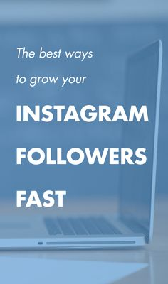 The easiest way to grow your Instagram followers. These are easy to follow actionable steps to get 1,000's of Instagram followers fast!