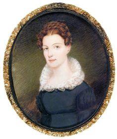 Mrs. Robert Budd Gilchrist (Mary Gilchrist) ArtistUnknown Dateca. 1820s