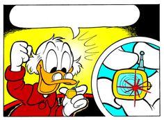 Ankallisakatemian sarjakuvakoulu 6: Kuvakulmat   Aku Ankka