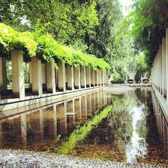 Jardins de Bercy in Paris!