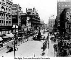 Old Photos of Cincinnati Ohio | Vintage Cincinnati