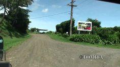 FIJI  WANANAVU BEACH RESORTへの道のり