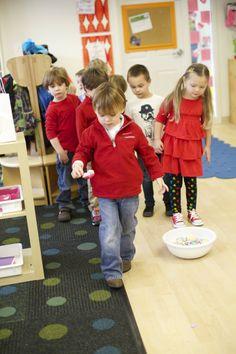 Valentine's Day Preschool Party!