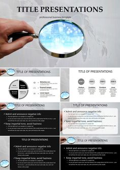 Search Market Sales PowerPoint templates
