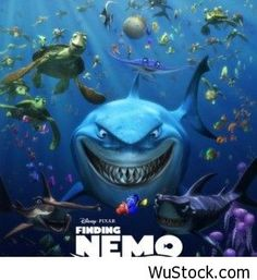 "Pixar's Finding Nemo was first released on May and surpassed The Lion King as the highest-grossing animated film of the time. ""Andrew Stanton pitched his idea and story to Pixar head John. Finding Nemo Cast, Finding Nemo Poster, Finding Nemo Movie, Finding Dory, Film Pixar, Pixar Movies, Disney Films, Walt Disney, Disney Usa"