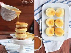 Geplant war uuursprünglich, dass ich diese kleinen Cheesecakes mit Salted Caramel Soße backe, wir welche probieren und ich die restliche...