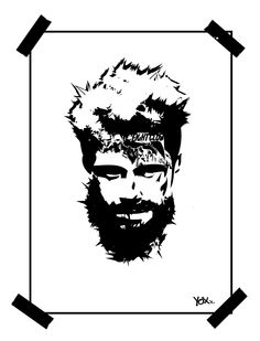 FIGHT CLUB - Thug Life collection  by Artist #YoXx #bradpitt #fightclub #geekart #art #artist