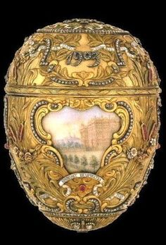 The online community for antiques, vintage & art object enthusiasts +Free Online appraisals :: Article :: The Fabergé Czar Imperial Easter Eggs - part 2
