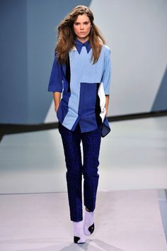 [No.45/45] 3.1 phillip lim 2013 S/S collection | Fashionsnap.com