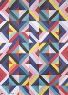 Gift wrap by Kelly Hyatt | Lagom Design