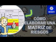 """(39) Cómo """"llenar"""" tu formulario IPER ó MATRIZ de riesgos - ¡Link de DESCARGA en la descripción! - YouTube Engineering, Family Guy, Templates, School, Link, Youtube, Frases, Risk Matrix, Risk Analysis"""