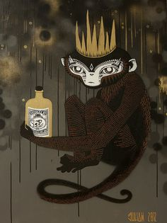 monkey47 by ju.hu., via Flickr