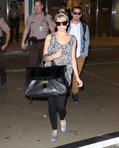Nicole Richie Photo - Nicole Richie Touches Down In Miami