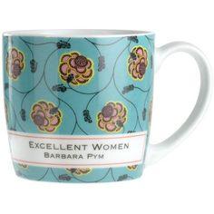 Excellent Women Virago Mug