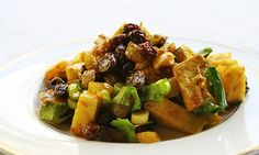 Chicken Curry Salad on Simply Recipes