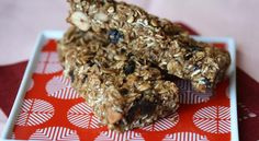 Homemade Peanut Granola Bars | National Peanut Board