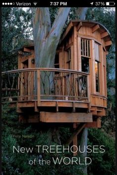 Image result for awesome small treehouses