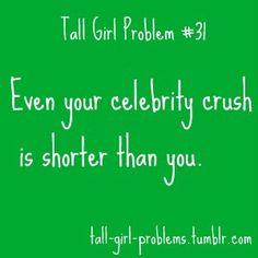 tall girl problems | Tumblr