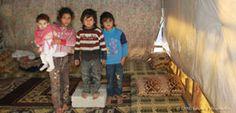 Syrische Flüchtlinge in Jordanien haben häufig keinen Zugang zu gesundheitlicher Versorgung. Besonders betroffen: Kinder, Ältere, chronisch Kranke und schwangere Frauen.