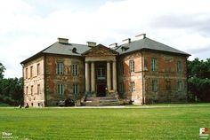 Dobrzyca, Gorzeński's Palace 1795-99, S. Zawadzki