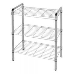 Small Stackable Wire Shelves