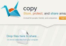 Copy.com – Almacena y Comparte Archivos en la Nube Gratis, con hasta 12GB de Espacio Libre