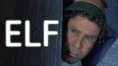 Elf Reimagined as Thriller Film (Elf: The Awakening.)😉