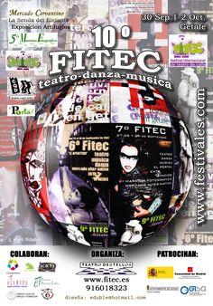 Cartel Festival FITEC 2005