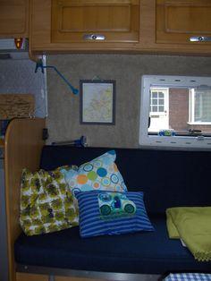 Interieur camper