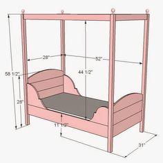 1000 Ideas About Kids Pallet Bed On Pinterest Pallet