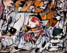asheville de kooning   Willem de Kooning (1904-1997)