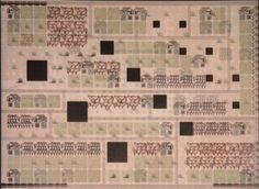 This is LODE by V. A. Graham, an interpretation of Nevada's land use patterns during the boom and bust cycles of the late 19th century.