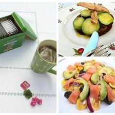 Recetas de ensaladas para cuidarnos y algo más