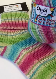 New Opal Sock yarns have arrived!