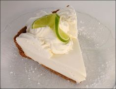 Mmm...Cafe: Pies...Key lime
