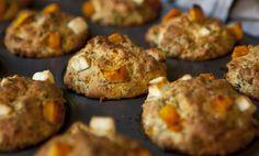 Kitchenette — Feta-dýňové muffiny