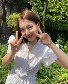 TWICE Nayeon Cute Selca Aesthetic Soft Icon Kpop Girl Group Style Fashion Girlfriend Material Kawaii Beautiful Korean Girl Short hair More&More ( South Korean Girls, Korean Girl Groups, Nayeon Twice, Im Nayeon, Dahyun, Soyeon, Girl Photos, Kpop Girls, Virgo