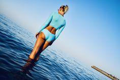 New collection of surf wear is here :-) Sport Bikini, Sport Treiben, Surf Wear, Partner, Outfit, Bikinis, Swimwear, How To Wear, Collection