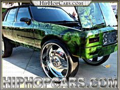 See related links to what you are looking for. Pimped Out Cars, Stingray Fish, Donk Cars, Weird Cars, Big Wheel, Unique Cars, Kustom, Exotic Cars, Custom Cars