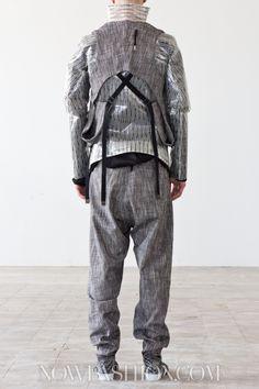 Visions of the Future: Boris Bidjan Saberi Menswear Spring Summer 2014 Paris