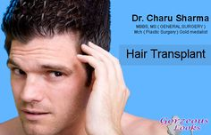 Hair transplant is a #surgical technique that moves #hair follicles from a part of the body called the 'donor site' to a bald or balding part of the body known as the 'recipient site'. It is primarily used to treat male pattern baldness. In this minimally invasive #procedure, grafts containing #hair #follicles that are #genetically resistant to balding, (like the back of the head) are #transplanted to the #bald #scalp. For more Info :- http://surgerycosmeticplastic.com/hair-transplant…