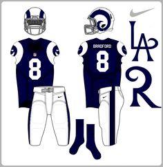 LA Rams concept