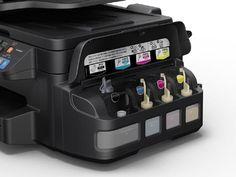 エプソン、2年分のインクを付属した「エコタンク」搭載A4インクジェット複合機など3製品