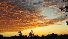 Sunset over Kentucky