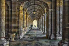 Santiago de Compostela by Uxio