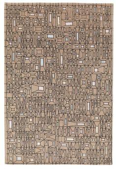Canterbury Lane by Yabu Pushelberg for The Rug Company: